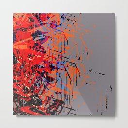 101717 Metal Print