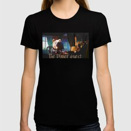 The Dinner Guest or The Bear who came to Dinner T-shirt