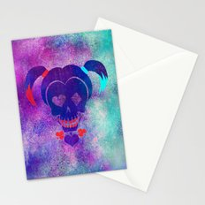 Harley Quinn Suicide Squad Stationery Cards