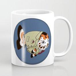 Goldfish Mycroft Holmes Coffee Mug