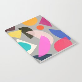 colored toys 1 Notebook