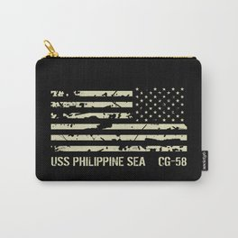 USS Philippine Sea Carry-All Pouch