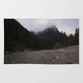 Koritnica River Rug