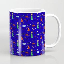 """The Little Prince"" Pattern Coffee Mug"