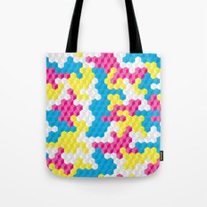 CUBOUFLAGE CANDY Tote Bag