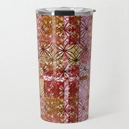 Color Blocks Travel Mug