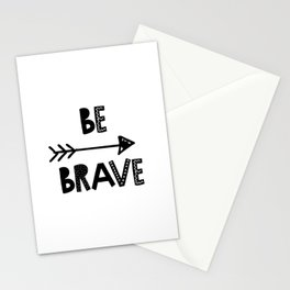 Be Brave Stationery Cards