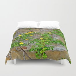 Wallflowers 2 Duvet Cover