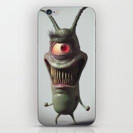 Plankton iPhone Skin