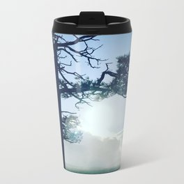 Oregon tree Metal Travel Mug