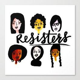 ReSisters Canvas Print