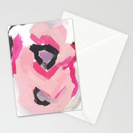 Twirl: Pink Stationery Cards