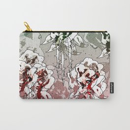 Roses bloom Carry-All Pouch