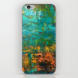 Upside down, inside out iPhone Skin