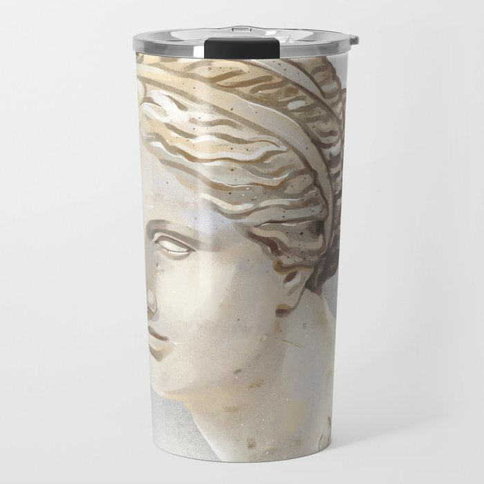 Aphrodite of Cnidus Travel Mug
