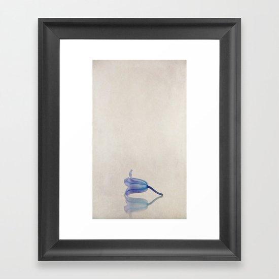 petit Framed Art Print