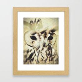 Blackest Eye Framed Art Print