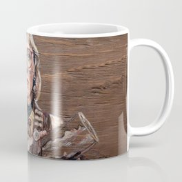 Log Lady / Twin Peaks Coffee Mug