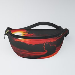 Cats Dream Fanny Pack