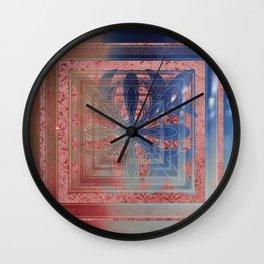 Mule Fawn Hoki Wall Clock