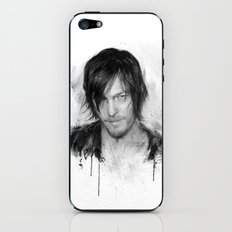 TwD Daryl Dixon. iPhone & iPod Skin