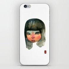 Beauty No.1 iPhone & iPod Skin
