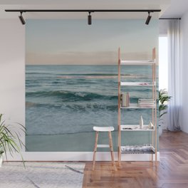 Blue Morning Wall Mural