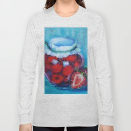 Jam jar Long Sleeve T-shirt