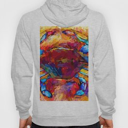 Blue Crab Hoody