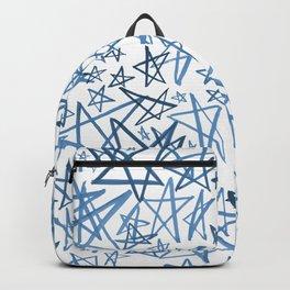 Helping Stars Blue Backpack