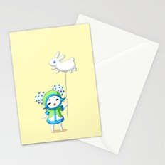 Cactus Girl Stationery Cards