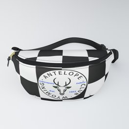 Antelope Club Items Fanny Pack