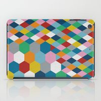 honeycomb iPad Cases featuring Honeycomb by Project M