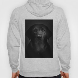 I met a girl (Black and white version) Hoody