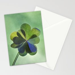 Love in love with love Stationery Cards