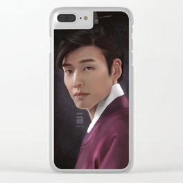Wang Wook Clear iPhone Case