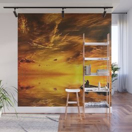 Big sky off the Florida Keys Wall Mural