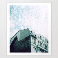 Summer in Berlin 1 Art Print