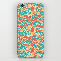 Hipster Camo iPhone & iPod Skin