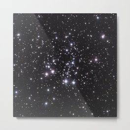 Dark Space Metal Print