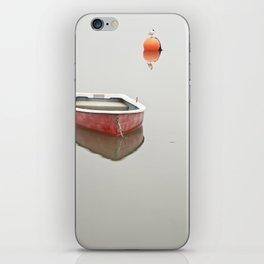 Calm waters iPhone Skin
