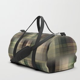 """Scottish squares"" Duffle Bag"