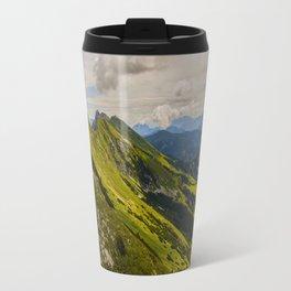 Musical Mountains Travel Mug