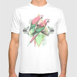 PARROT GARDEN T-shirt