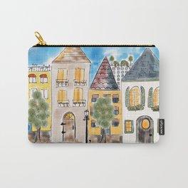 Seville, Spain Street Scene Carry-All Pouch