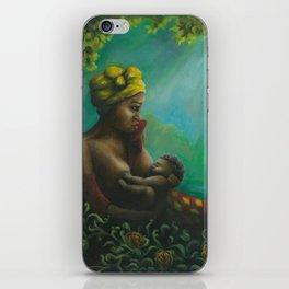 mumma love iPhone Skin