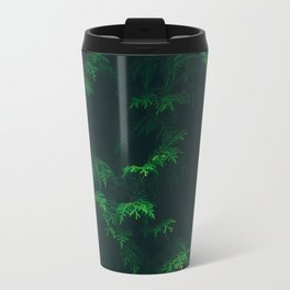 Tree Pattern Travel Mug