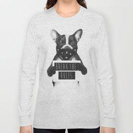 Rebel dog Long Sleeve T-shirt