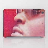 model iPad Cases featuring Model by Azeez Olayinka Gloriousclick