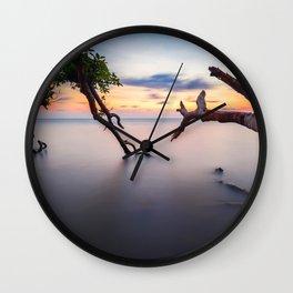 Koh Chang Thailand Wall Clock